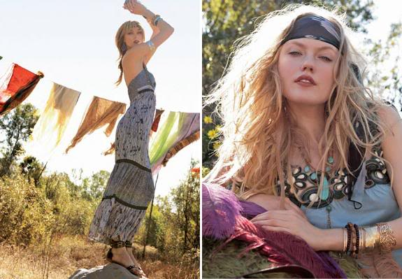 Boho Chic Color Me Styles