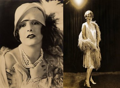 1920 Flapper Girls